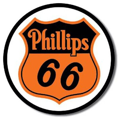 Phillips 66 Gas Service Station Tin Sign Metal Poster