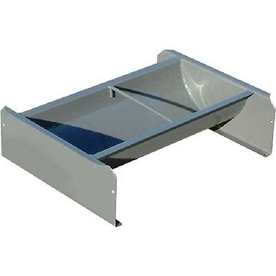 """NEW! Behlen Country Mig Welded 2'L Feed Trough 14 Gauge 24""""L x 18""""W x 7""""H!!"""