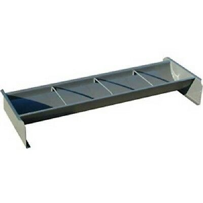 "NEW! Behlen Country Mig Welded 4'L Feed Trough 14 Gauge 48""L x 18""W x 7""H!!"