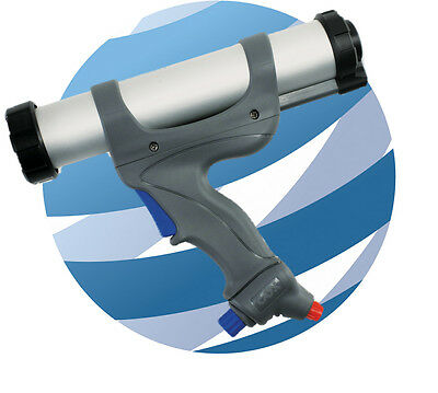 Cox Airflow 3 Pnuematic Sealer Gun 400ml - Cartridge sealer Gun