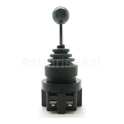 Momentary 2 Position Joy Stick Wobble Switch Two Direction Monolever DPST NO