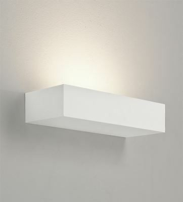 Indoor Wall Light Fitting Plaster (Spray Paintable) IP20 ASTRO 7038 PARMA 200