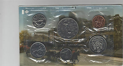 1978 Canada Proof-Like Coins Set (6 Coins Cent to $1). MINT UNC.