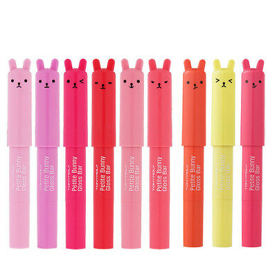 [TONYMOLY] Petite Bunny Gloss Bar 2g  9Colors Pick one! Lip Gloss