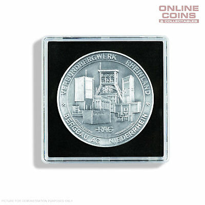 Lighthouse QUADRUM XL Large Square Coin Capsule - 44mm - ONE CAPSULE ONLY