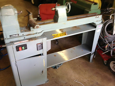 Delta Industrial Woodworking  Lathe 115 volt, single phase 60Hz motor