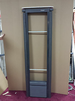 Fake Retail Security Tower with Security Tags Loss Prevention   MADE IN USA