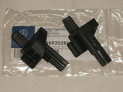 Genuine Mercedes-Benz W169 A-Class Parcelshelf Plastic Clips A16969302849051 NEW