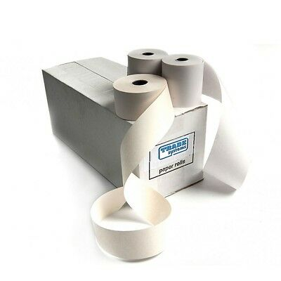 57 x 57 mm Thermal Till Rolls BOX OF 20 Printer Receipt Roll 57x57 FREE DELIVERY
