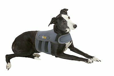 Karma Wrap Dog Puppy Anxiety Antisocial Nervous Vest Travel Training Calming