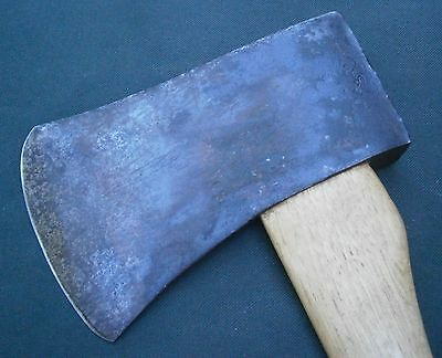 Evansville USA, 4 lb AXE, w/New Old Stock TufStuf OP Link Hickory Handle