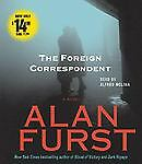 The Foreign Correspondent by Alan Furst Abridged CD Audiobook Set MINT Condition