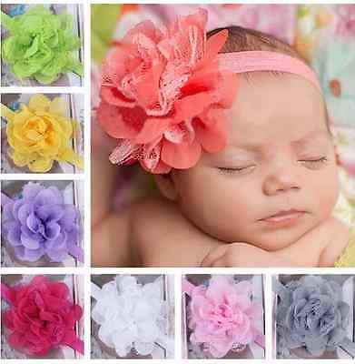 Baby Girl child baby soft infant youth accessory toddler apparel head hair  I1C6