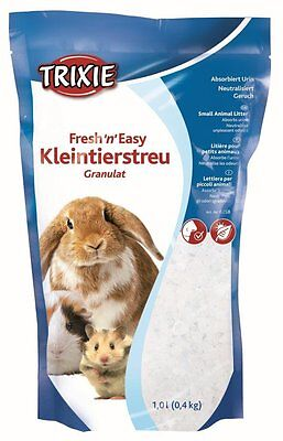 NEW Trixie Litter For Small Animals Fresh 'n' Easy 1 Litre 6258