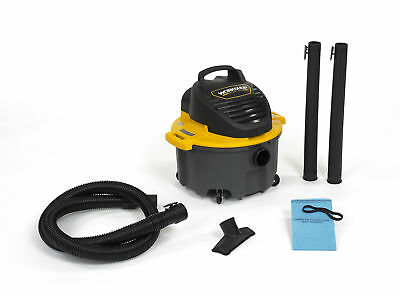 WORKSHOP Wet Dry Vacs WS0500VA Wet Dry Shop Vacuum 5.0-Gallon 2.5 Peak HP