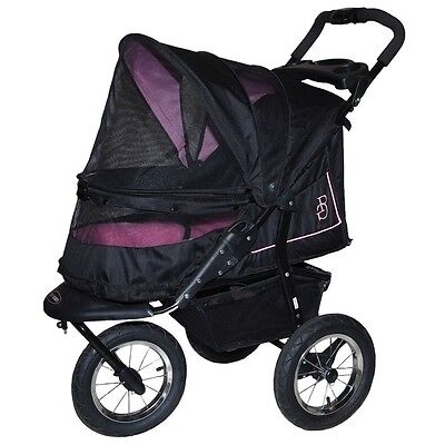 "Pet Gear Nv Pet Stroller, Rosé PG8450NVR STROLLER 30"" x 13"" x 22"" NEW"