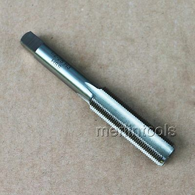 "High Quality CSHTB70559 1-3//8/""-12 NF Carbon Steel Bottom Hand Tap 4FL"