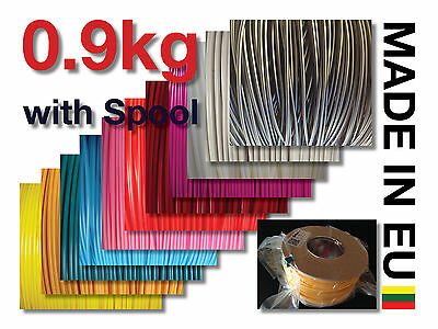 3DPlastX 1.75mm./300m. RepRap, 3D Printer ABS filament, made in EU. Many colors!