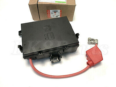 GENUINE LAND ROVER Range Rover P38 97-99 Fuse Box Relay Fusebox AMR6476 on