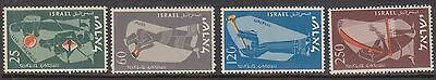 (T8-63) 1955 Israel 4set New Year MUH (A)