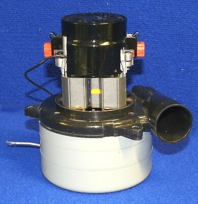 Tornado 19118 Vacuum Motor 3 Stage120v For Marathon 800 1200 Carpet Extractor