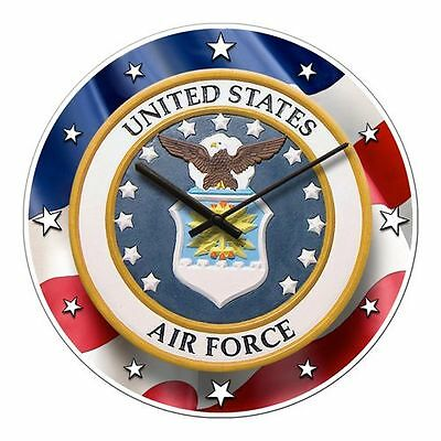 The United States Air Force Patriot Wall Clock