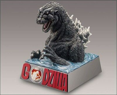 PRE-ORDER Godzilla 60th Anniversary Special Deluxe Figure and Coin Set Japan