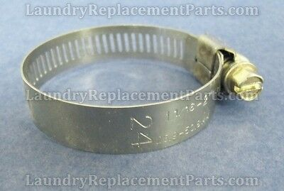 "2 PACK 1 1/16"" X 2"" HOSE CLAMP PART# HF24"