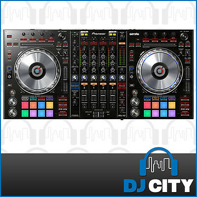 Pioneer DDJ-SZ Serato DJ Controller with on board FX, Pads, and CDJ nexus tec...