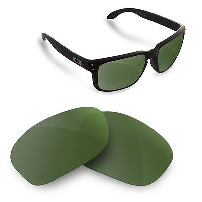 Polarized  Replacement Lenses for Oakley holbrook green color