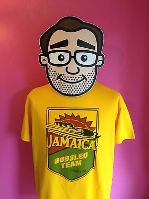 Jamaican Bobsled Team / Cool Runnings  T Shirt - Male