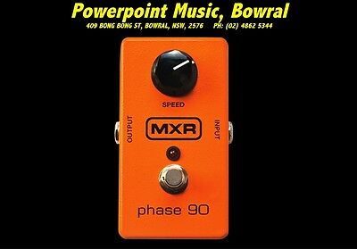 MXR M101 Phase 90 Phaser Pedal for Guitar *BRAND NEW* Full Warranty