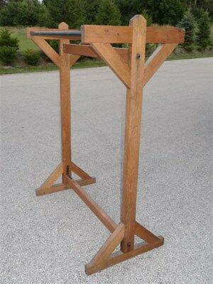 Mission Oak Arts & Crafts Prairie Style Stickley ERA Double Coat Rack