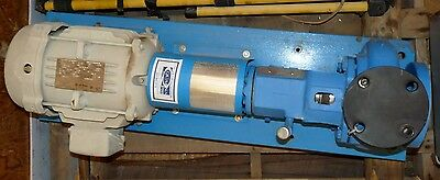 New Ingersoll Dresser Hoc 2 3X2X6K Cradle Mounted Centrifugal Pump Ge Motor