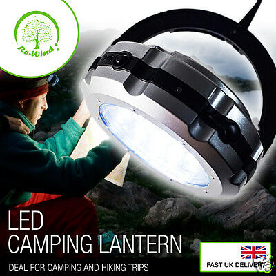 Re-Wind DSP3101 Wind-Up ECO Friendly 16x LED Camping Emergency Lantern