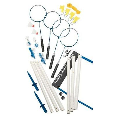 Halex 20034 Select Badminton Set with Deluxe Carry Bag For Backyard Game New
