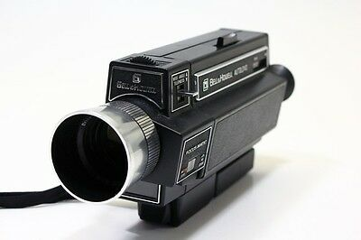 BELL&HOWELL AUTOLOAD FOCUS MATIC MOVIE CAMERA