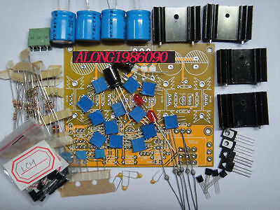 JC-2 Preamplifier Kit Class A Dual Differential FET Input Amplifier Kit