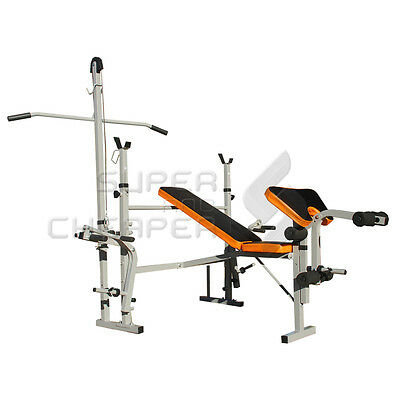 Gym Fitness Exercise Equipment Multi-Station Weight Bench Press JF7006