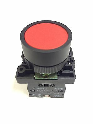 Chint Np2-Ea42 Push Button (Red)