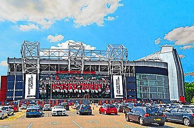Manchester United - Old Trafford East Stand