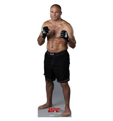 Randy Couture from UFC OFFICIAL CARDBOARD CUTOUT Standee Standup- Great for Fans