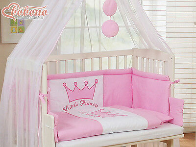 Bobono mini Baby Bett Beistellbett Stillbett Bettset Little Prince Princess Neu