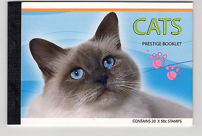 2004 Cats Prestige Booklet