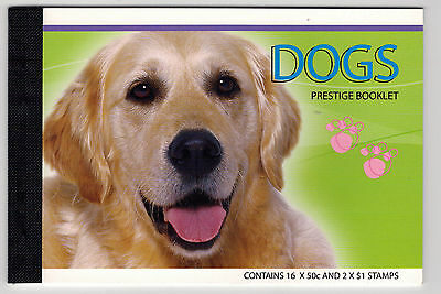 2004 Dogs Prestige Booklet