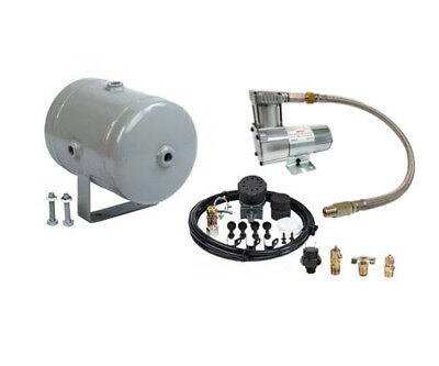 120PSI Air Compressor & Tank Oiless Sealed Kit - Great for Rock Crawlers
