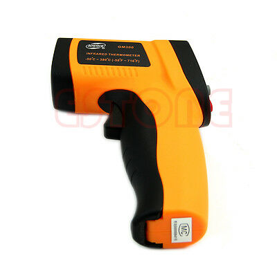 New GM300 Non-Contact LCD IR Laser Digital Infrared Thermometer Temperature Gun