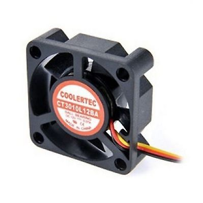 PC Computer Case Cooling Fan Cooler 3Pin 30x30x10mm 3cm Silent High Performance
