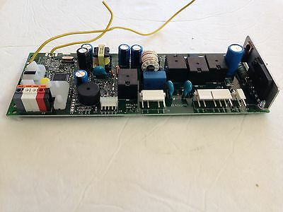 Garage Door Opener Receiver Logic Board (PART Number 45DCT)