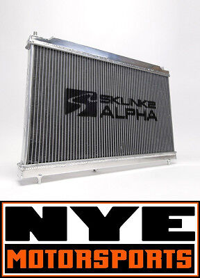 Skunk2 Alpha Series Radiator 06-11 Honda Civic SI Mugen Coupe Sedan Dual Core